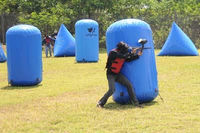 Outbound Semarang ~Paintball di Semarang~