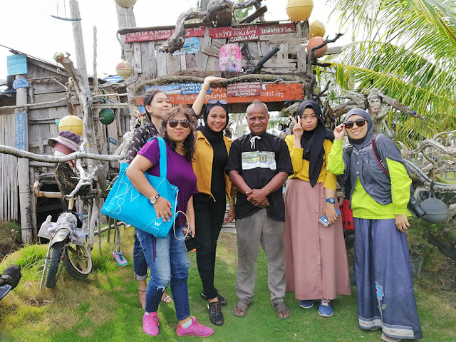 Madun Castle Bintan