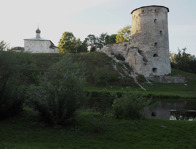 Псков, Гремячая башня (Pskov, Gremyachaya Tower)