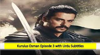 Kuruluş osman Episode 3