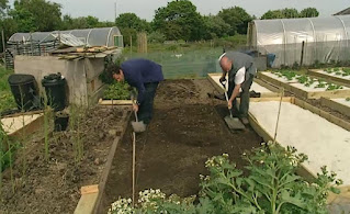 Monty Don and Alan