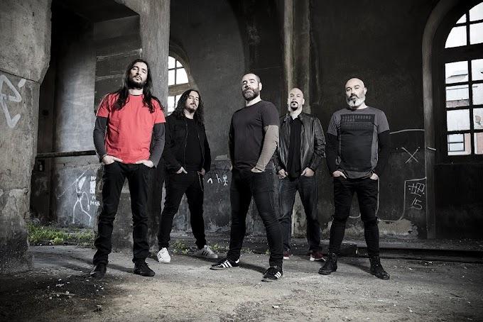 La banda de Metal portuguesa llamada NEW MECÁNICA, nos envía su más reciente álbum. Conocelos.