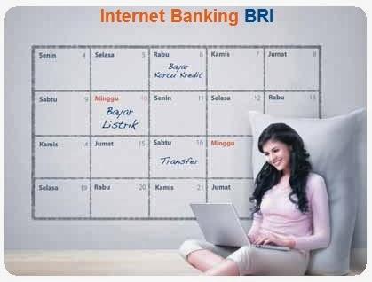 CARA DAFTAR INTERNET BANKING BRI & CONTOH CARA TRANSFER UANG