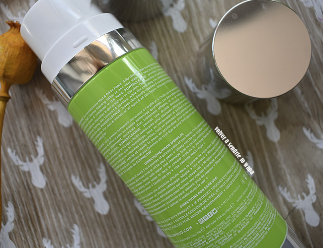 Powercleanse Daily Dual Cleanser de Galmglow, doble limpieza