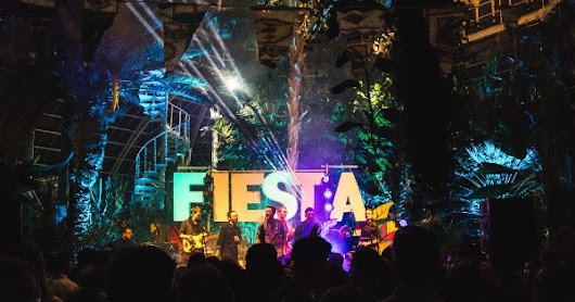 Fiesta Bombarda to bring tropical jungle paradise to Invisible Wind Factory