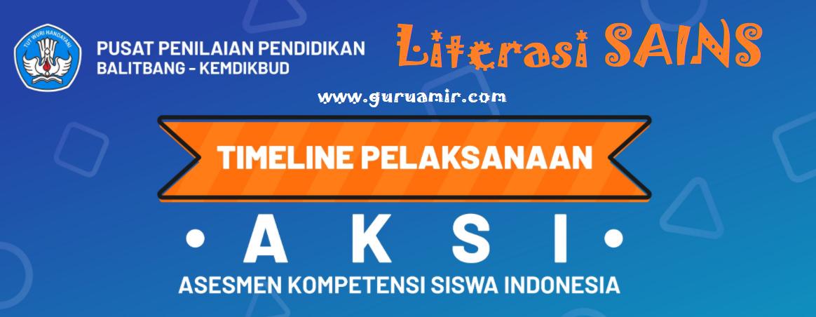 Soal Akm Literasi Sains Guru Paud
