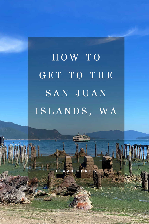 san juan island travel information