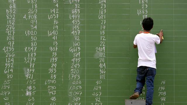 La mayoría de los estadounidenses creen que los números arábigos no se deberían enseñar en la escuela