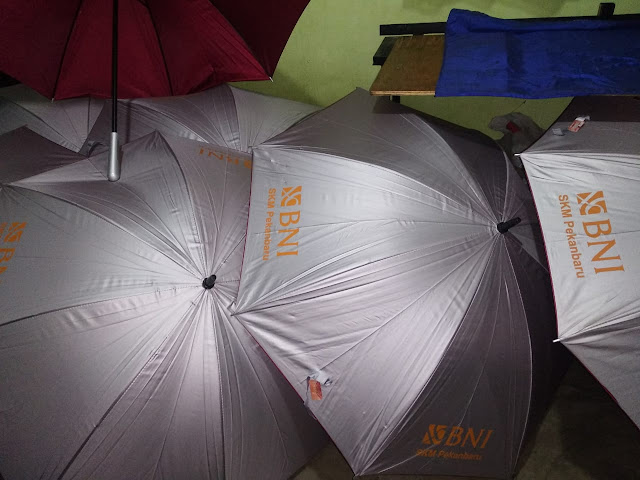 Sablon Payung Jumbo
