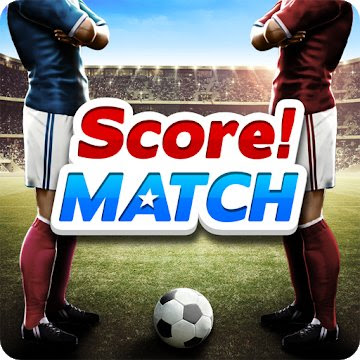 Score! Match – PvP Soccer MOD APK For Android