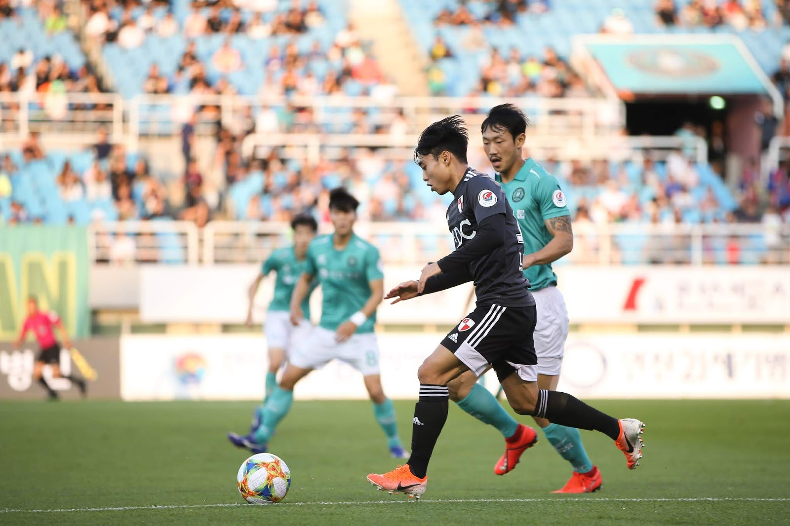 Preview: Ansan Greeners vs Busan IPark K League 2 Round 21