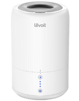 Ултразвуков овлажнител за въздух Levoit Dual 100
