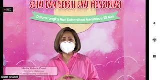 Edukasi Anak Perempuan tentang Menstruasi