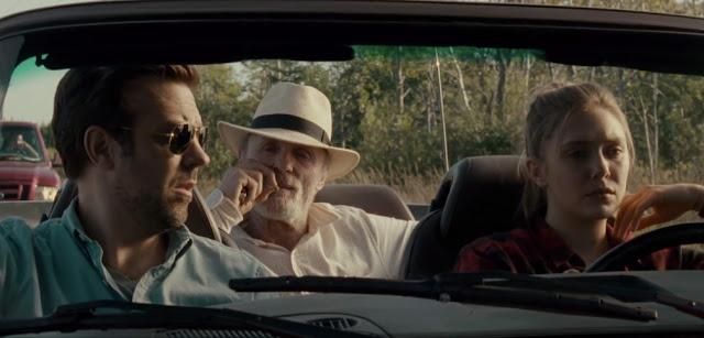 Ed Harris Jason Sudeikis Elizabeth Olsen Mark Raso | Kodachrome Netflix
