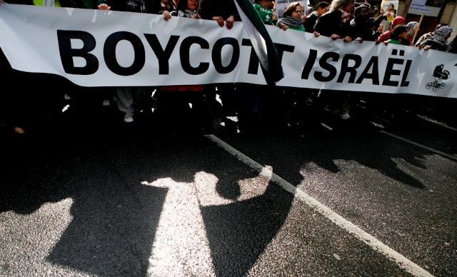 boycot produk israel