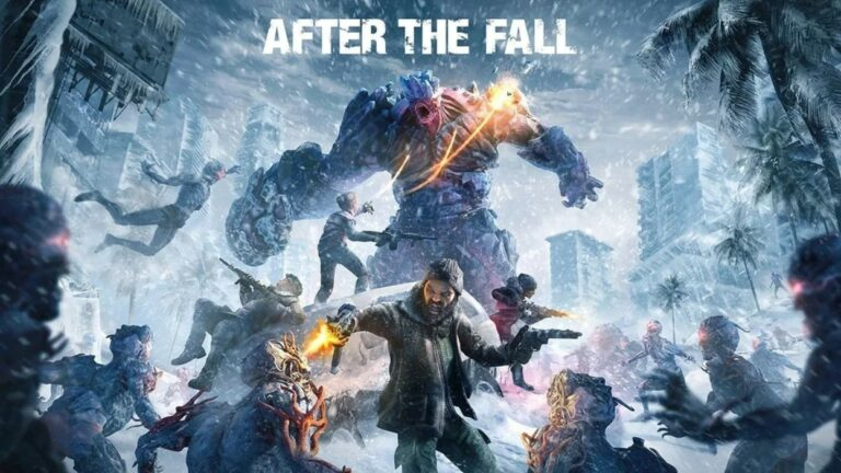 PS VR Spotlight After the Fall