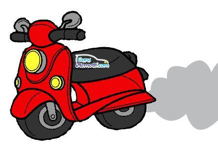 Cara Kerja Sistem EFI Sepeda Motor Pada Saat Akselerasi Percepatan