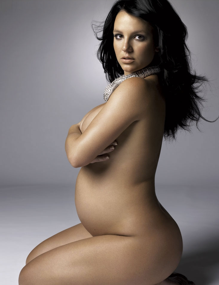 Naked Pregnant Celebrities 104