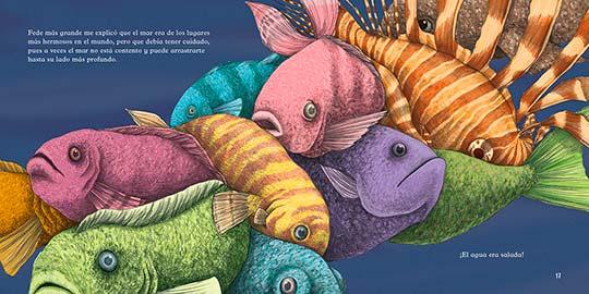 Ilustración de Laura Valentina Alvarez