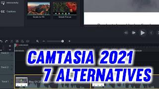 Camtasia 2021 Alternatives