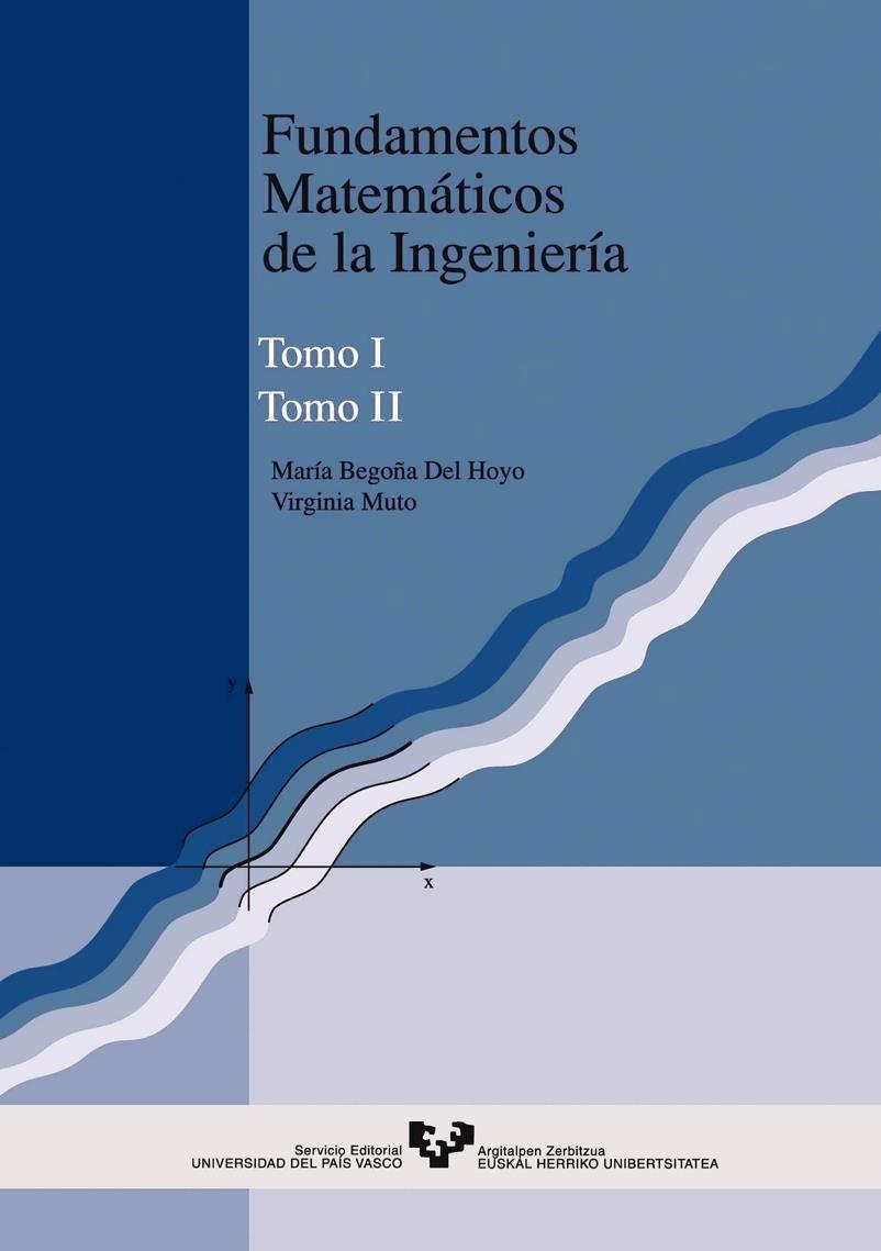 Fundamentos matemáticos de la ingeniería – María Begoña Del Hoyo