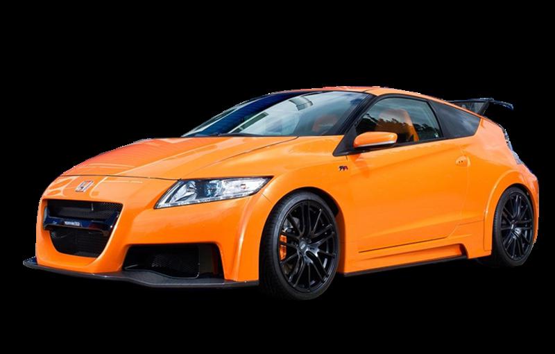 Honda Cr Z Mugen Rr Body Kit