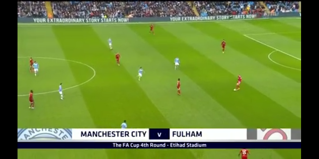 ⚽⚽⚽ Emirates FA Cup Live Manchester City Vs Fulham ⚽⚽⚽