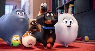Cena do filme Pets: A Vida Secreta dos Bichos  (Divulgação: Studio Universal)