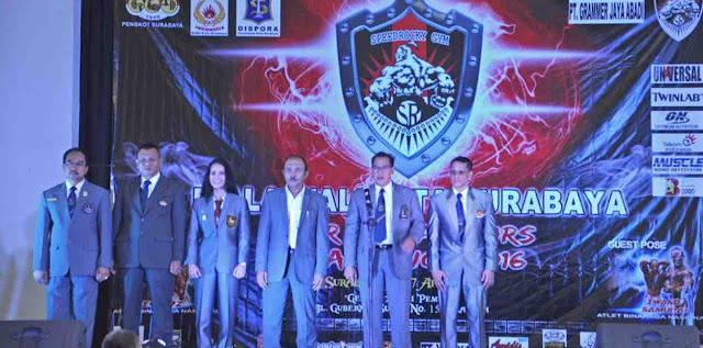 Piala Walikota Surabaya Tema War of Wariors Sukses Terlaksana