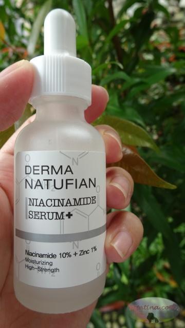 Derma Natufian's Niacinamide Serum +