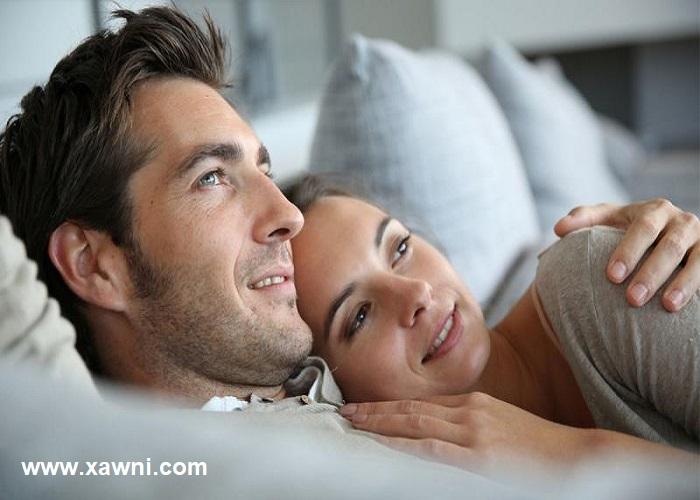 طريقة تعامل الزوج مع زوجته في فترة الحيض