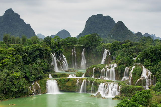 Top 8 best positions of Vietnamese tourist attractions on the global lists of world