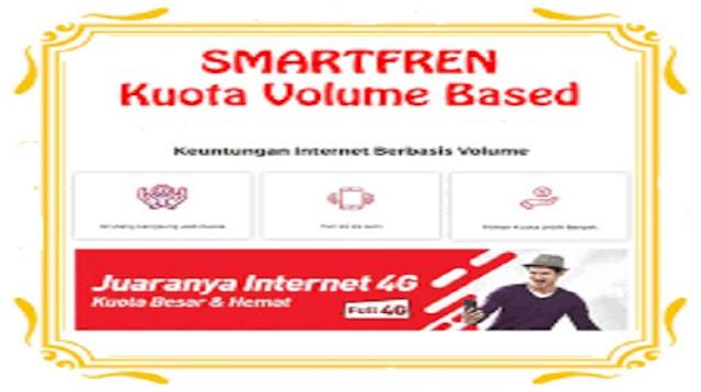 Paket Kuota Internet Smartfren