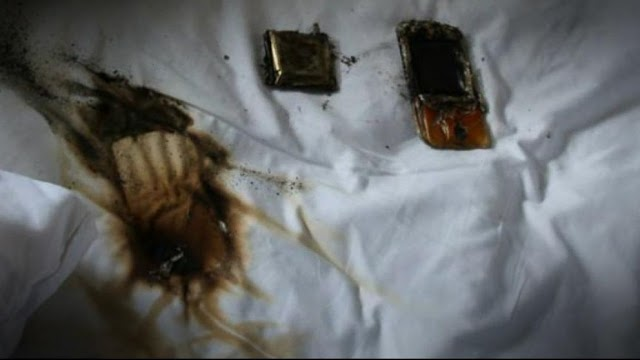 #Science and #Technology : New research said 'Stop to the danger'  of the fiammable batteries