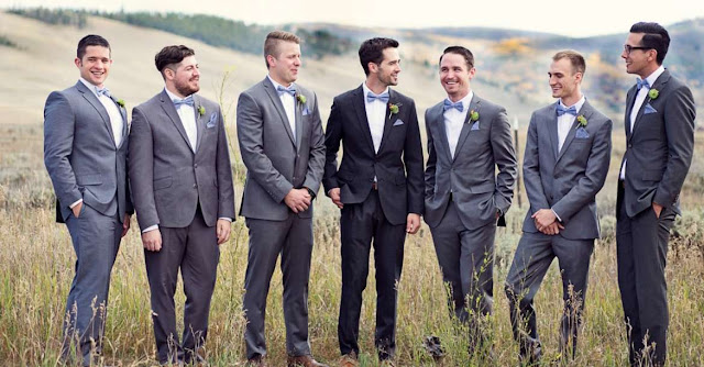 What To Wear To Wedding Men
