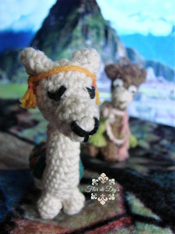 llama-alpaca-amigurimis-crochet-flor-de-diys