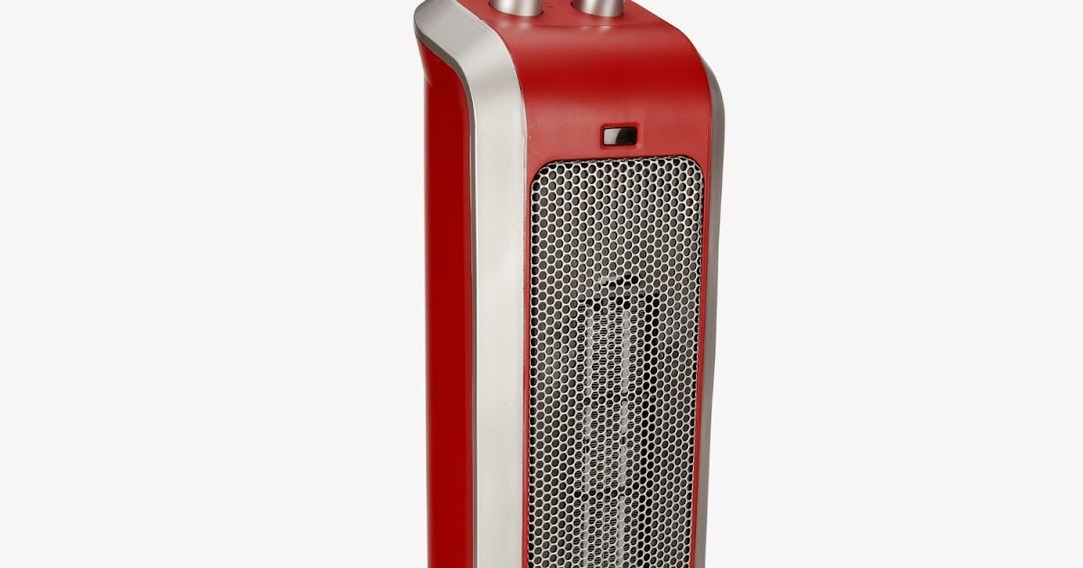 Missys Product Reviews Crane Red Ceramic Heater