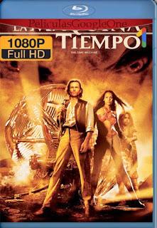 La Maquina Del Tiempo (2002) [1080p BRrip] [Latino-Inglés] [GoogleDrive] RafagaHD