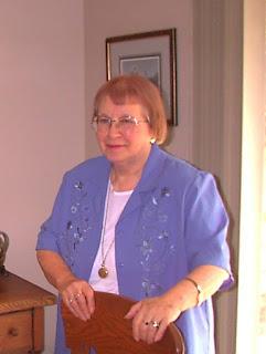 Janet birthday 2001