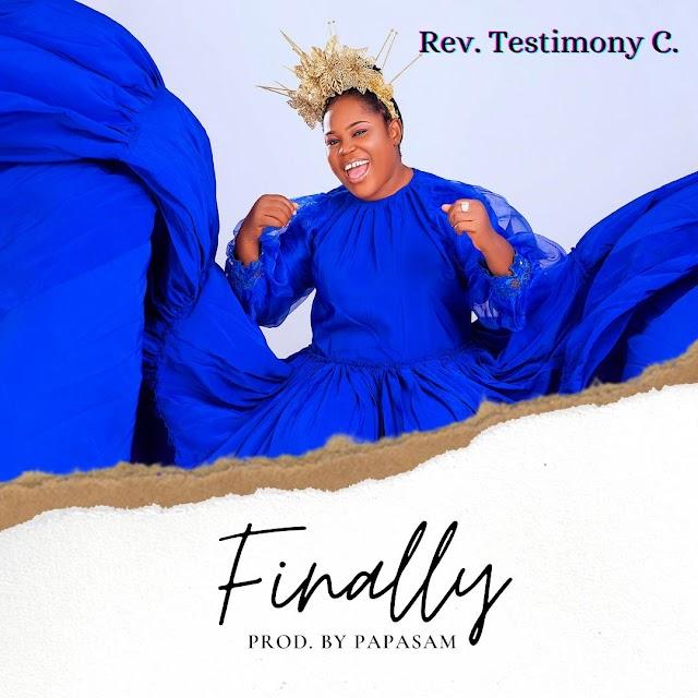 [Music] Finally - Rev. Testimony C