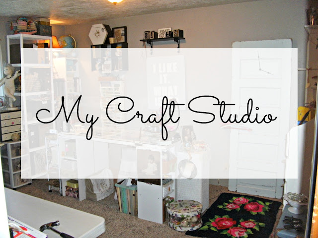 My new craft studio