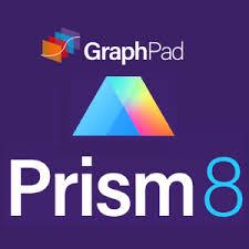 برنامج GraphPad Prism 8