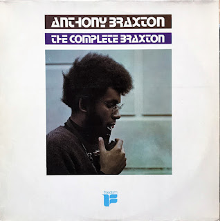 Anthony Braxton, The Complete Braxton 1971