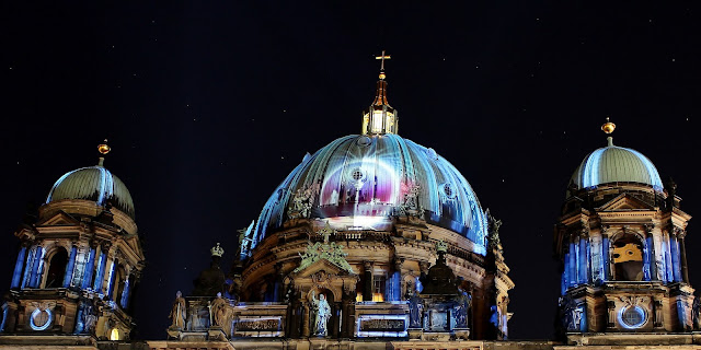 Berliner Dom Festival of Lights