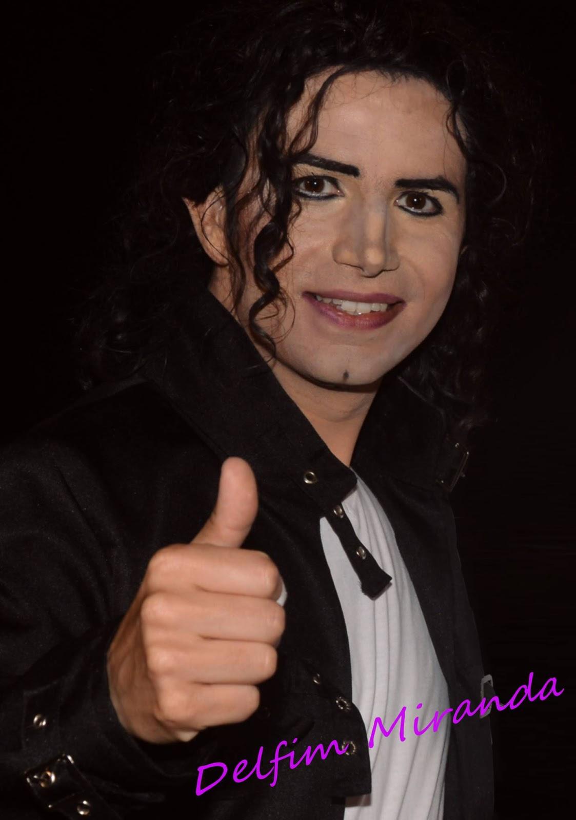 Delfim Miranda - Michael Jackson Tribute - Bad - After Show