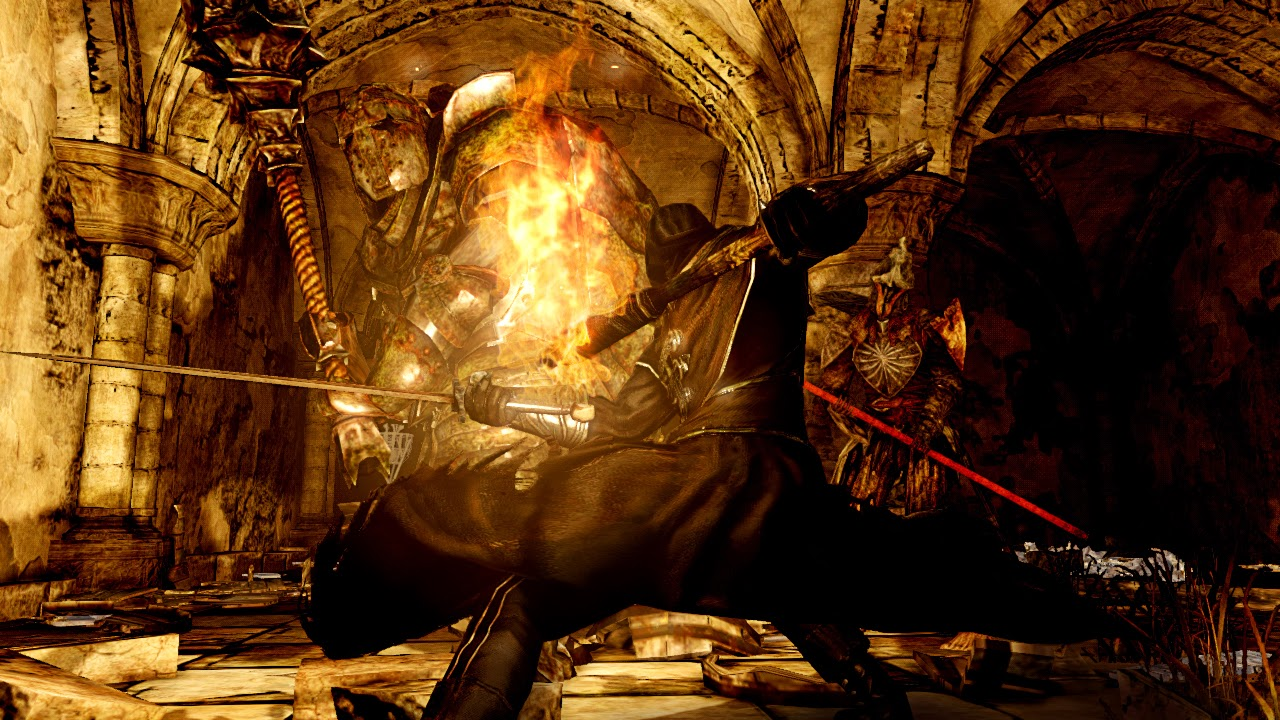 Dark Souls 2 Review: Review: Dark Souls 2 (PlayStation 3)