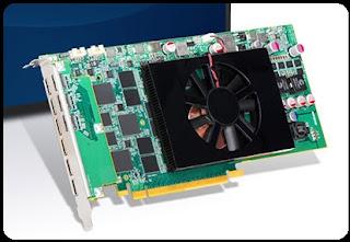 Matrox C900 VGA Card Untuk Menggerakkan 9 Display