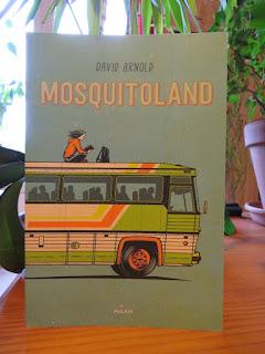 Mosquitoland de David Arnold