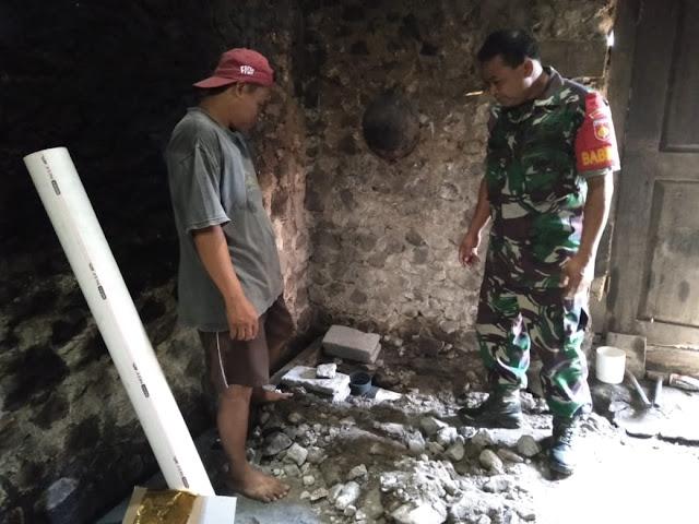 Jambanisasi Bakti TNI Wujudkan Pola Hidup Sehat Di Masyarakat