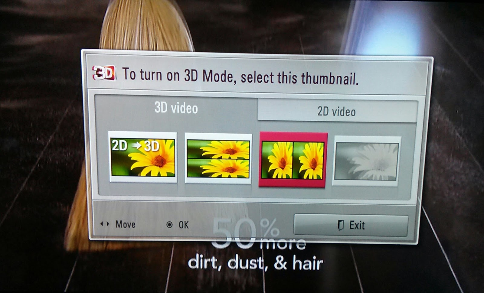 How To Enable Best 3d Settings For Lg Tv On Youtube 3d Videos